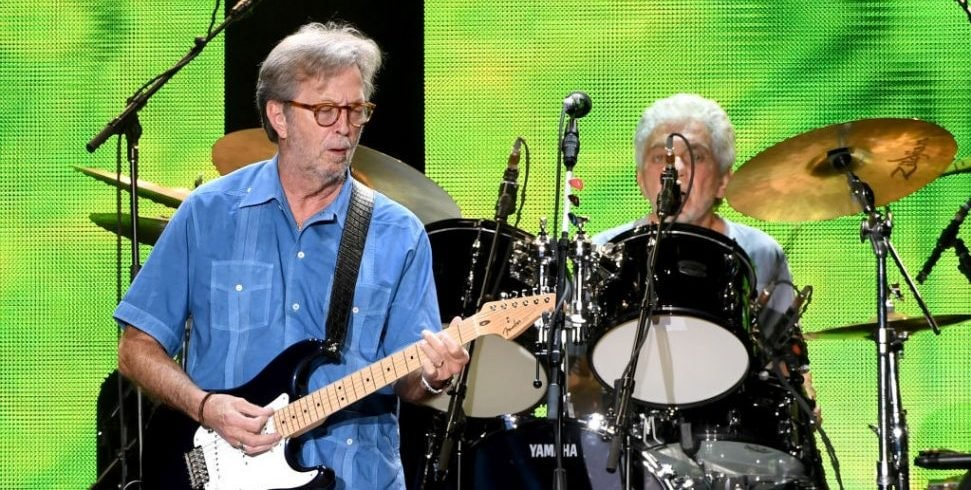 Eric Clapton White Christmas.Eric Clapton Releases Claymation Video For Cover Of White