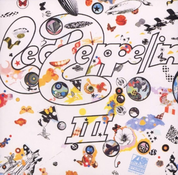 """An undeniable, incredible groove, """"Friends"""" served as the first acoustic taste on the mostly unplugged 'Led Zeppelin III' (""""Immigrant Song"""" opens the album, """"Friends"""" is track two). The John Paul Jones-arranged string section on the track takes things to a whole new level of sublime. (EB)"""