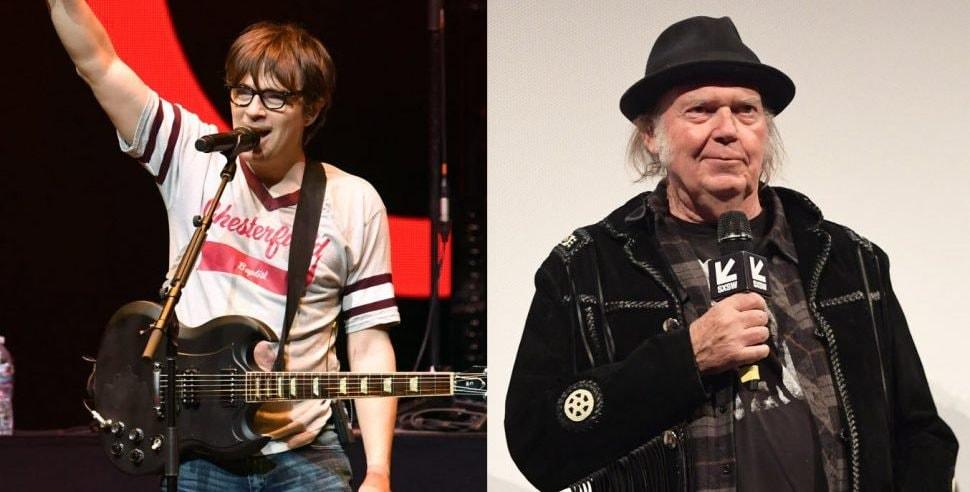Weezer Slam Neil Young on New Album